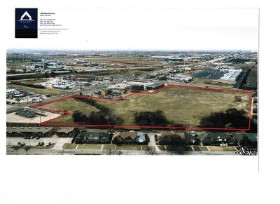 Oklahoma County Residential Lots & Land For Sale: 880 W Memorial Road