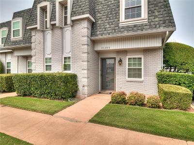 Oklahoma City Condo/Townhouse For Sale: 11303 N May Avenue #11303