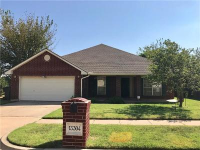 Oklahoma City Single Family Home For Sale: 13304 Grayson Place