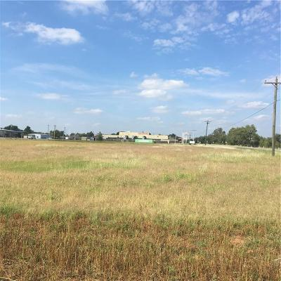 Anadarko Residential Lots & Land For Sale: 1350 Hwy 8