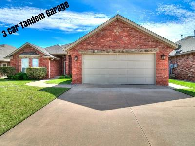 Oklahoma City Single Family Home For Sale: 8808 NW 72nd Street