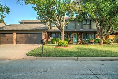 Oklahoma City Single Family Home For Sale: 6613 Newman Drive