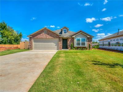 Oklahoma County Single Family Home For Sale