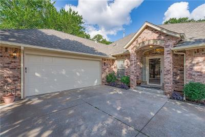 Guthrie Single Family Home For Sale: 11720 Silver Oak Lane