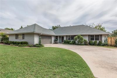 Oklahoma City Single Family Home For Sale: 1828 NW 56 Terrace