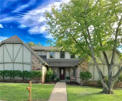Oklahoma City Single Family Home For Sale: 6500 Rock Creek Circle
