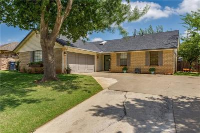 Oklahoma City OK Single Family Home For Sale: $138,900