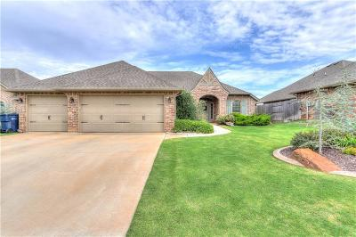 Edmond Single Family Home For Sale: 8229 NW 159th Street