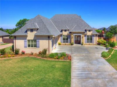 Edmond OK Single Family Home For Sale: $674,900