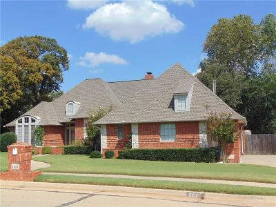 Edmond Single Family Home For Sale: 2401 Augusta
