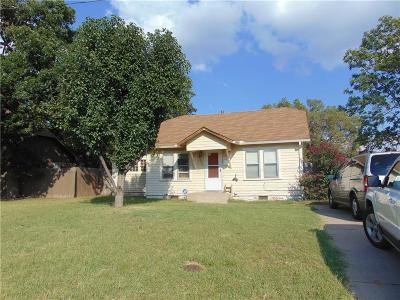 Bethany Single Family Home For Sale: 3304 N Peniel Ave