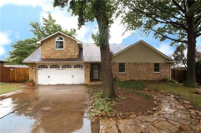 Edmond Single Family Home For Sale: 18500 Scarlet Oak Lane