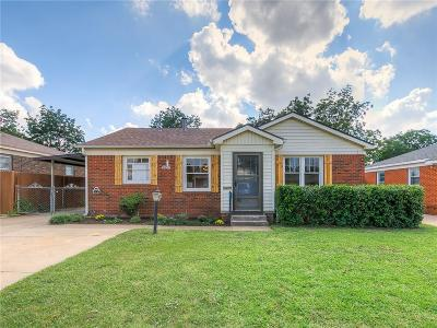 Oklahoma City Single Family Home For Sale: 4348 NW 16th Terrace