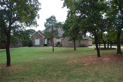 Blanchard Single Family Home For Sale: 1245 Bradford Place
