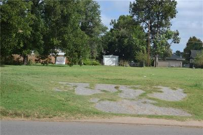 Anadarko Residential Lots & Land For Sale: 509 E Central