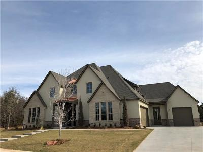 Oklahoma County Single Family Home For Sale: 5100 Corner Brook Lane