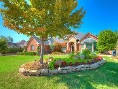 Edmond Single Family Home For Sale: 14501 Butterfield Drive