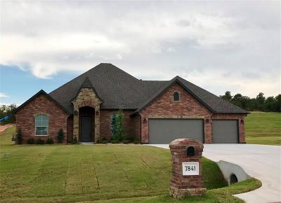 Oklahoma City Single Family Home For Sale: 7841 Jesse Trail