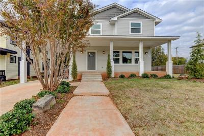 Oklahoma City Single Family Home For Sale: 215 NE 14th Street