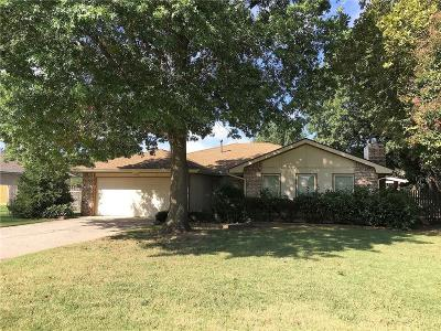 Oklahoma City Single Family Home For Sale: 1429 N Valley View Drive