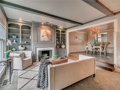 Oklahoma City Condo/Townhouse For Sale: 6429 Brandywine Lane