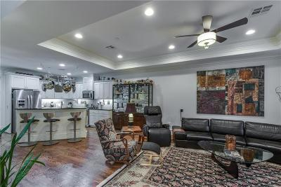 Oklahoma City Condo/Townhouse For Sale: 117 N Geary Circle