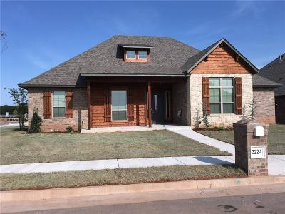 Oklahoma County Single Family Home For Sale: 3224 Drake Crest