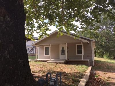 Harrah Single Family Home For Sale: 20781 North Street