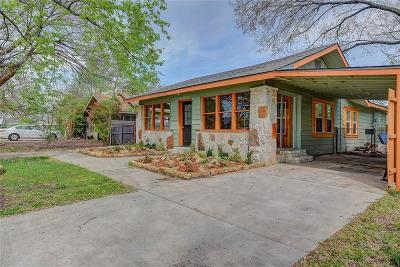 Norman Single Family Home For Sale: 125 W Rich Street