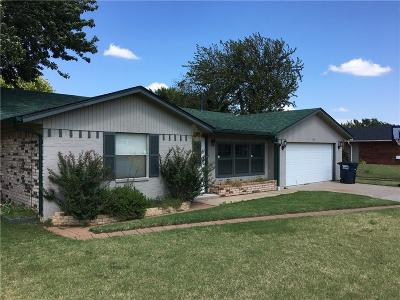Shawnee Single Family Home For Sale: 124 Meadows