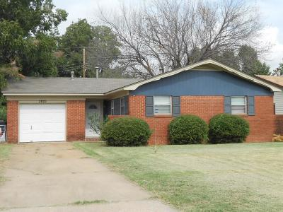 Oklahoma City Single Family Home For Sale: 2825 SW 63rd Street