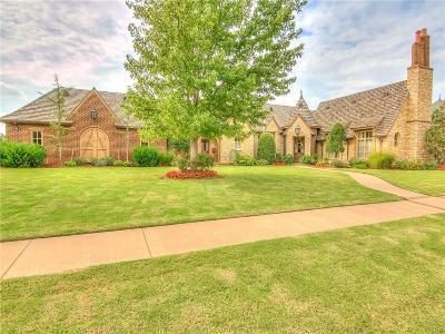 Edmond Single Family Home For Sale: 15715 Fairview Farm Boulevard