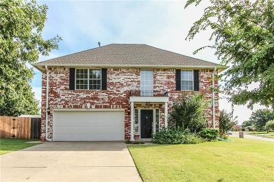 Norman Single Family Home For Sale: 3917 Glisten Court