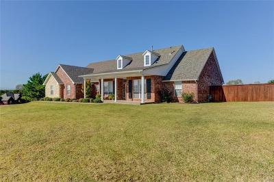 Newalla Single Family Home For Sale: 4481 Sundance Lane
