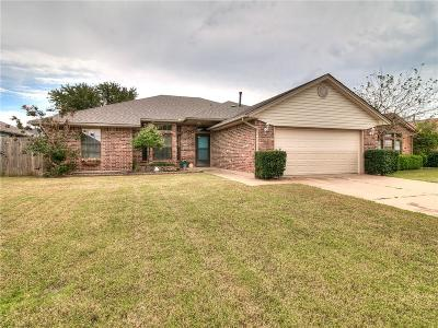 Oklahoma City Single Family Home For Sale: 5400 SE 85th Street