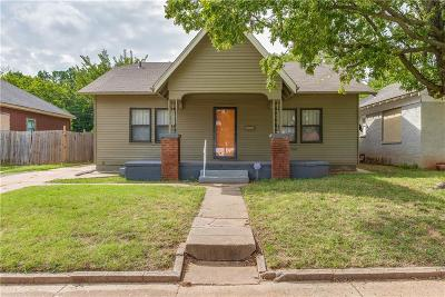 Oklahoma City Single Family Home For Sale: 1006 Eubanks