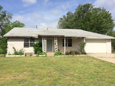 Midwest City Single Family Home For Sale: 1213 Loftin Drive