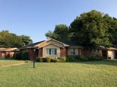 Norman Single Family Home For Sale: 2601 Chateau Drive