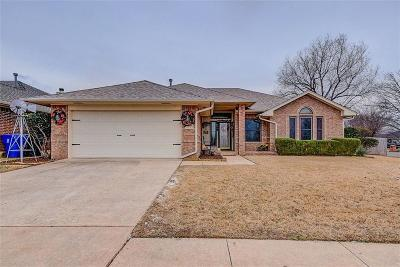 Norman Single Family Home For Sale: 2900 Rockingham Drive