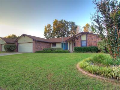 Norman OK Single Family Home For Sale: $144,900