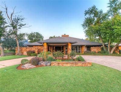 Oklahoma City Single Family Home For Sale: 11132 Blue Stem Back Road