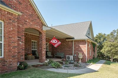 Norman Single Family Home For Sale: 10100 E Boyd