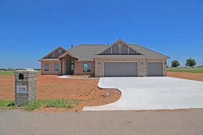 Guthrie Single Family Home For Sale: 7720 Hawk Lane