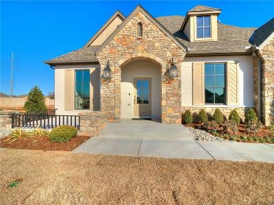 Edmond Single Family Home For Sale: 16420 La Crema Drive