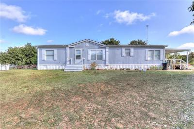 Oklahoma City Single Family Home For Sale: 12399 SE 157th Street