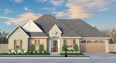 Edmond Single Family Home For Sale: 16405 Bordeaux Drive