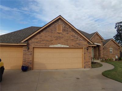 Harrah Single Family Home For Sale: 286 Hillside