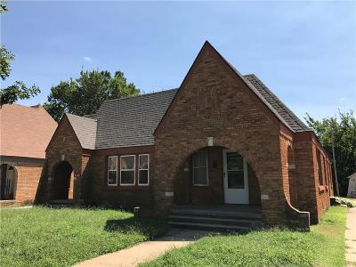 Oklahoma City Multi Family Home For Sale: 2536 NW 11th Street