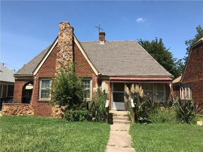 Oklahoma City Multi Family Home For Sale: 2541 NW 11th Street