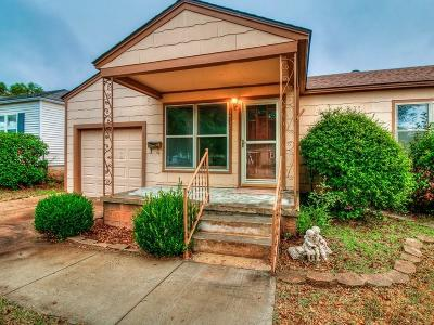 Guthrie Single Family Home For Sale: 1518 W Washington
